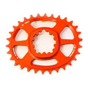 Direct mount MTB 36 D/T boost 3mm RED compatible SRAM